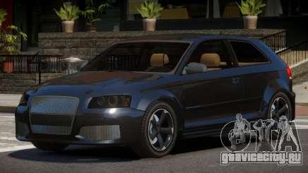 Audi S3 R-Tuning для GTA 4