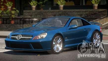 Mercedes Benz SL65 S-Tuning для GTA 4