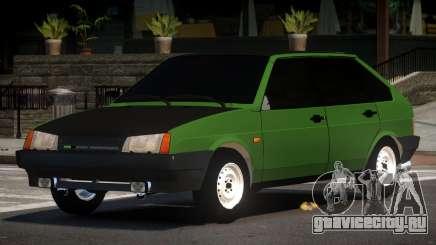 VAZ 2109 Street Tuned для GTA 4