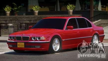 1993 BMW 750iL E38 для GTA 4