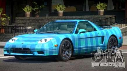 Acura NSX GT PJ5 для GTA 4