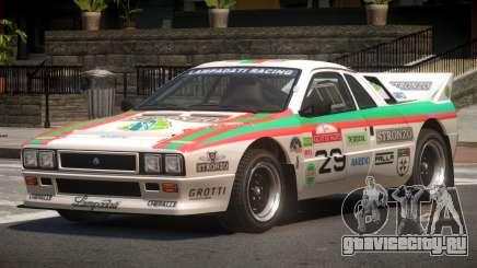 Lampadati Mesos Rallye PJ2 для GTA 4
