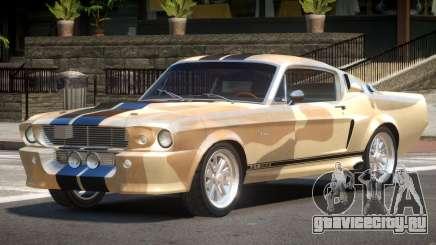 1968 Shelby GT500 PJ1 для GTA 4