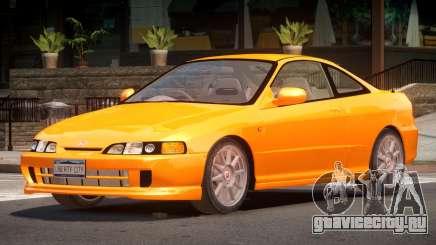 Honda Integra CV для GTA 4