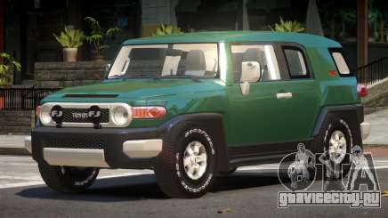 Toyota FJ Cruiser ST для GTA 4