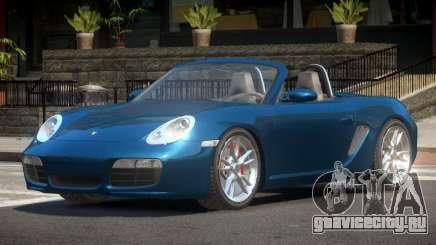 Porsche Boxster GT для GTA 4