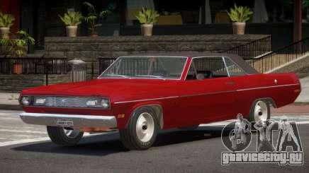 Plymouth Scamp V1.0 для GTA 4