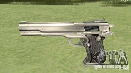 Desert Eagle (Silver) для GTA San Andreas