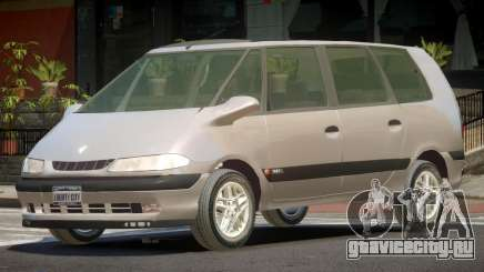 Renault Grand Espace V1.0 для GTA 4