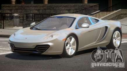 McLaren MP4-12C GT для GTA 4