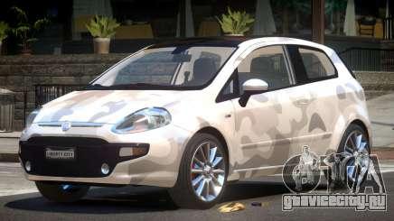 Fiat Punto RS PJ6 для GTA 4