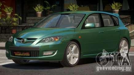 Mazda 3 RS для GTA 4