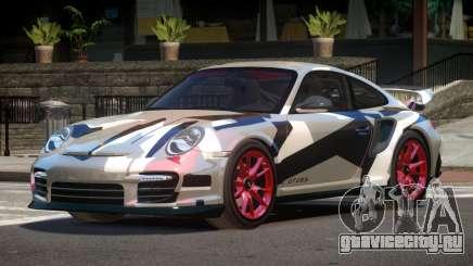 Porsche 911 GT2 RS R-Tuned PJ4 для GTA 4