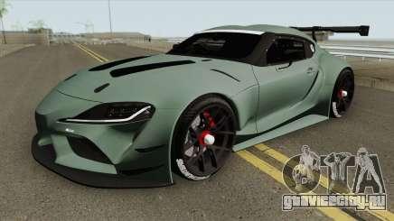 Toyota Supra A90 (GR3) для GTA San Andreas