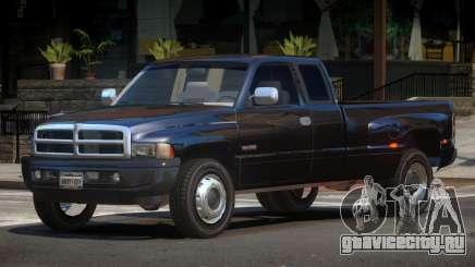 Dodge Ram 3500 ST для GTA 4