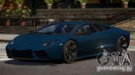 Lamborghini Reventon SR для GTA 4