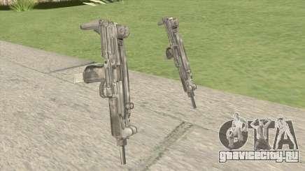 Uzi LQ для GTA San Andreas