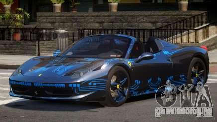 Ferrari 458 S-Tuned PJ1 для GTA 4