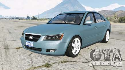 Hyundai Sonata (NF) 2008 для GTA 5