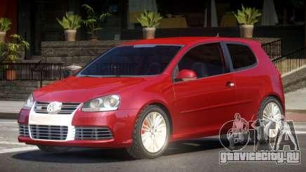 Volkswagen Golf R-Tuned для GTA 4