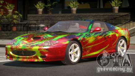 Ferrari 575M ST PJ2 для GTA 4