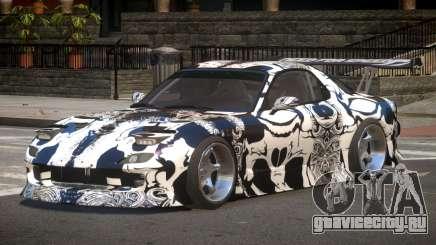 Mazda RX-7 RT Tuning PJ3 для GTA 4