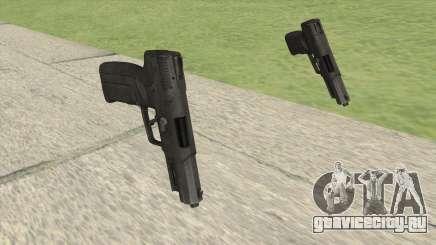 FN Five-Seven (Black) для GTA San Andreas