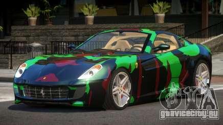 Ferrari 599 Zero PJ5 для GTA 4