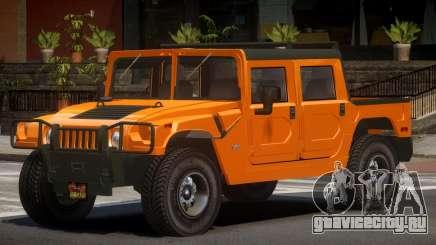 Hummer H1 V1.2 для GTA 4