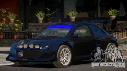 Citroen C4 Tuned WRX GT для GTA 4