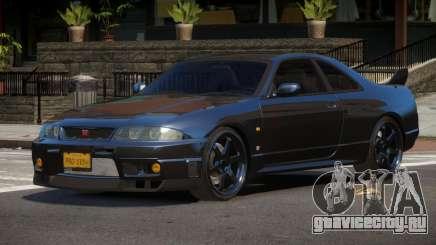 Nissan Skyline ST для GTA 4