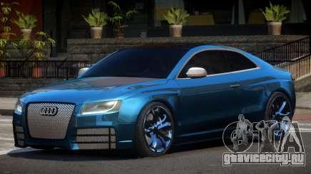 Audi S5 L-Tuned для GTA 4