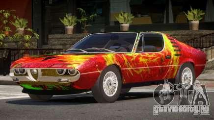 Alfa Romeo Montreal V1.0 PJ6 для GTA 4