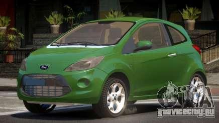 Ford Ka ST для GTA 4