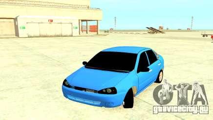 Ваз 1118 Калина для GTA 4