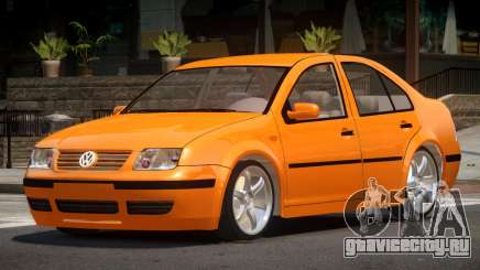 Volkswagen Bora ST для GTA 4