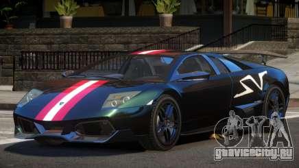 Lamborghini Murcielago LP-670 PJ6 для GTA 4