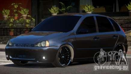 Lada Kalina L-Tuned для GTA 4