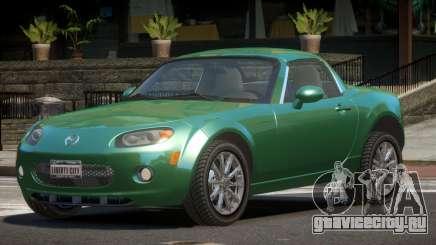 Mazda MX-5 SR для GTA 4