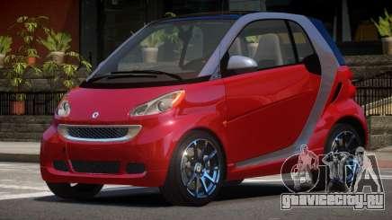 Smart ForTwo RS для GTA 4
