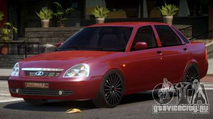 Lada Priora RT для GTA 4