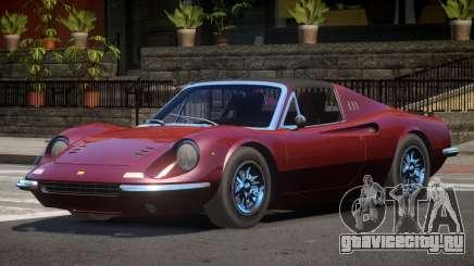 Ferrari Dino GT для GTA 4
