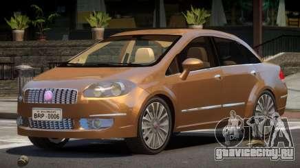 Fiat Linea RS для GTA 4