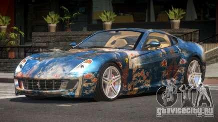 Ferrari 599 Zero PJ4 для GTA 4