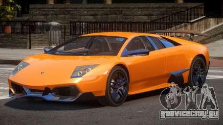 Lamborghini Murcielago LP-670 для GTA 4