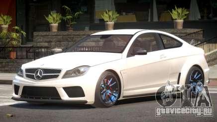 Mercedes Benz C63 R-Tuning для GTA 4