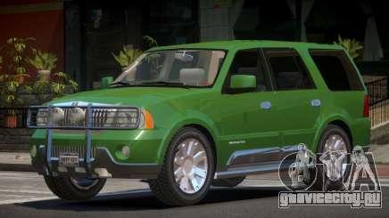 Lincoln Navigator ST для GTA 4