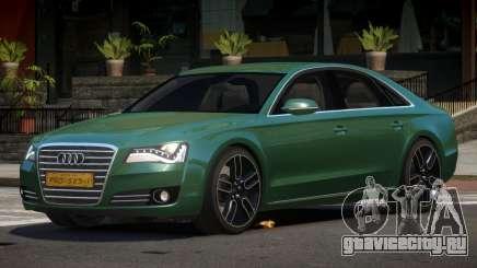 Audi A8 E-Style для GTA 4