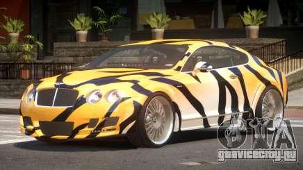 Bentley Continental GT Elite PJ5 для GTA 4