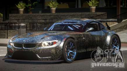 BMW Z4 GT-Sport PJ4 для GTA 4